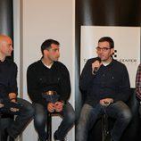 Lobato, Marc Gené, César G. Antón y Jacobo Vega