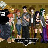 Personajes de 'Gotham High'