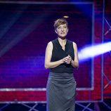 La presentadora Eva Hache