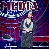 Isabel Ordaz en 'El club de la comedia'