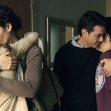 La familia Gascón en 'Juegos de niños'