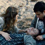 Valeria y Santi