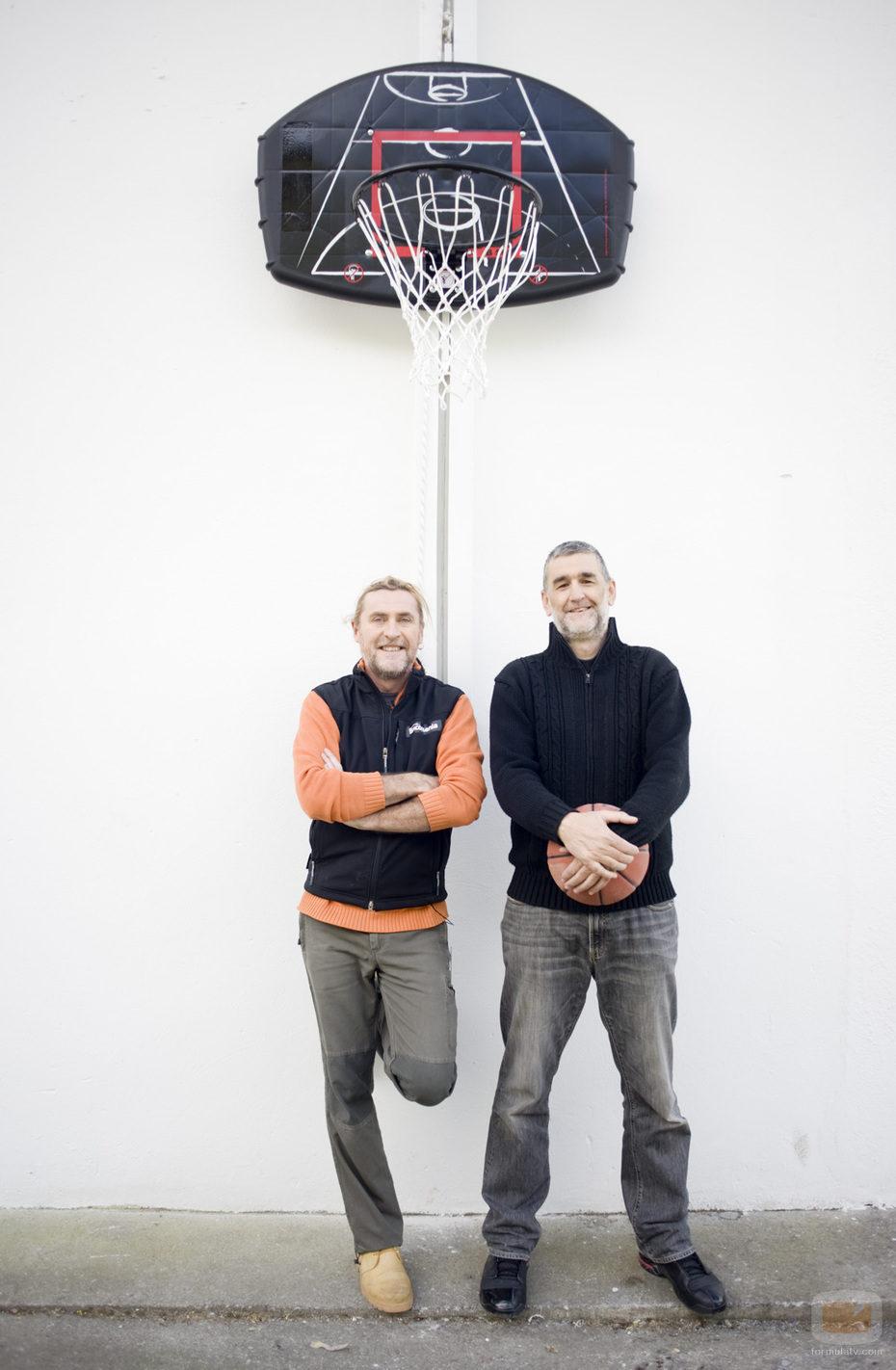 Kristian pielhoff y juanma l pez iturriaga fotos formulatv - Lopez iturriaga hermanos ...