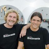 Kristian Pielhoff e Íñigo Segurola en 'Bricomania'