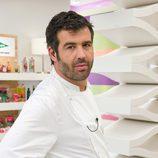 El cocinero Bruno Oteiza