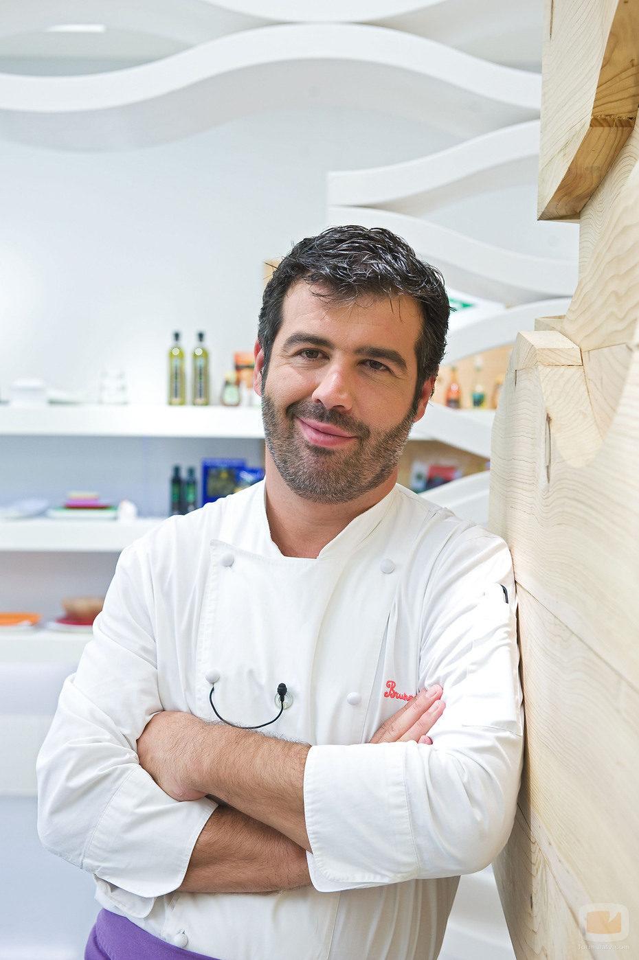Bruno oteiza el cocinero de 39 cocina con bruno oteiza - Cocina con bruno ...