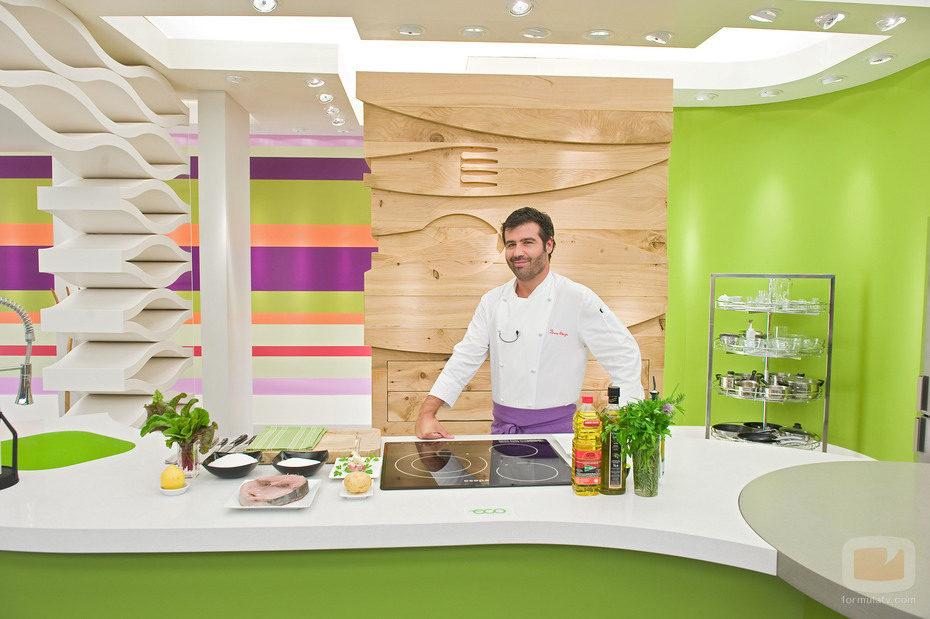 39 cocina con bruno oteiza 39 fotos formulatv - Cocina con bruno ...