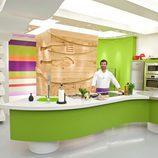 La cocina de Bruno Oteiza en Nova