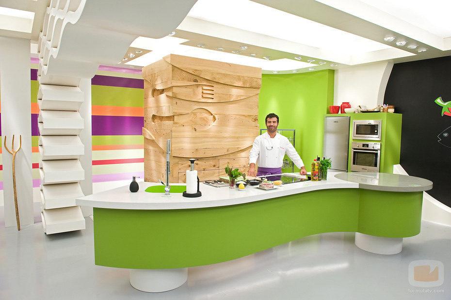 la cocina de bruno oteiza en nova fotos formulatv