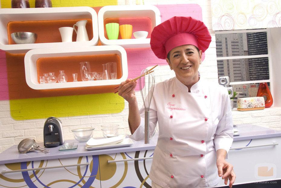 Cocina Con Eva Arguiñano   La Cocinera Eva Arguinano Fotos Formulatv