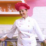 Eva Arguiñano en su cocina