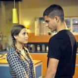 Sandra y Ángel, juntos en 'Los protegidos'