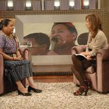 Rigoberta Menchú en 'El programa de Ana Rosa'