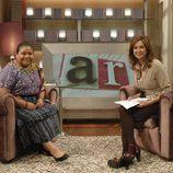 Rigoberta Menchú acude a 'El programa de Ana Rosa'