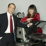 Hilario Pino y Marta Fernández