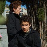 Eduardo Espinilla y Amparo Baró