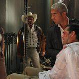 Kate del Castillo y Eduardo Velasco en 'La Reina del Sur'