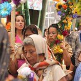 Teresa Mendoza en México