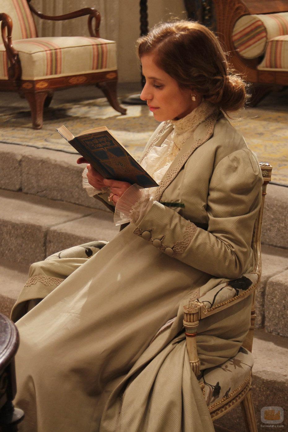 Sara Ballesteros en 'El secreto de Puente Viejo'