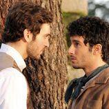 Tristán y Juan en 'El secreto de Puente Viejo'