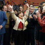 Valentina regresa a San Genaro