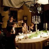 Cena en 'Downton Abbey'