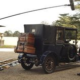 Un coche antiguo en 'Downton Abbey'