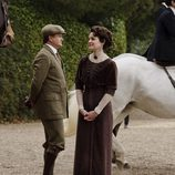 Cora en 'Downton Abbey'
