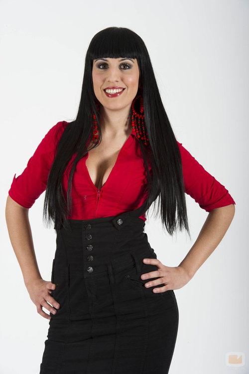 Lara, concursante de 'Las joyas de la corona'