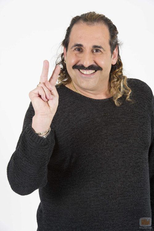 Juan Miguel, concursante de 'Hotel Glam'