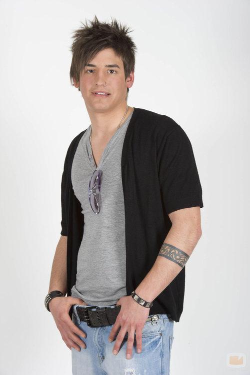 Jorge, concursante de 'Las joyas de la corona'