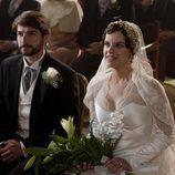 Fernando y Mercedes se casan