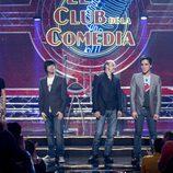 Los monologuistas de 'El club de la comedia'