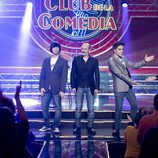 Programa 10, 'El club de la comedia'