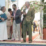 Dris Larbi (Nacho Fresneda) y Abdelkader (Eduardo Velasco)