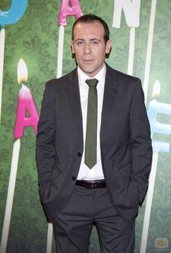 Antonio Molero, protagonista de \'Buen agente\'