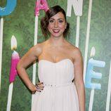 Carmen Ruiz en la celebración de los cinco años de laSexta