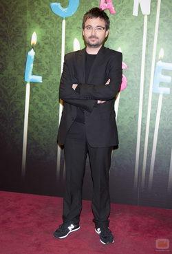Jordi Évole, presentador de \'Salvados\'