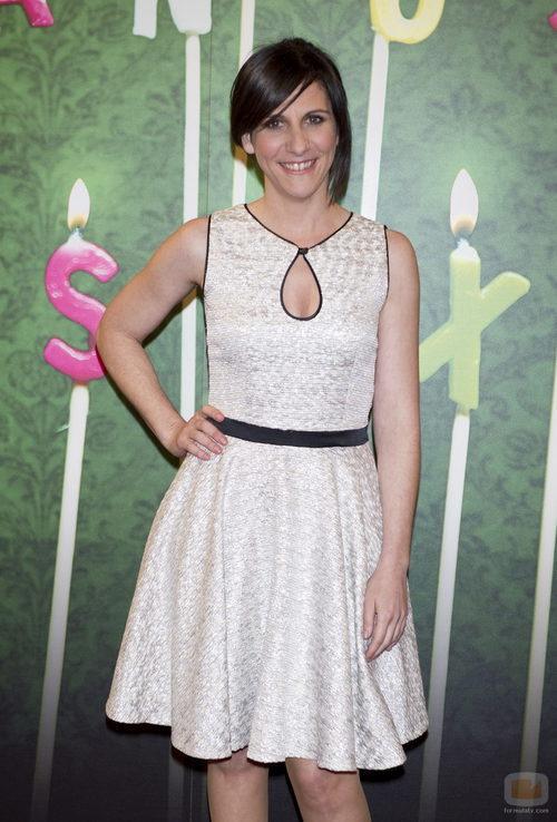 Malena Alterio, actriz de 'Buen agente'