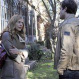 Leo y Rosa en el capítulo de 'Los protegidos'