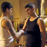 Culebra y Ángel se dan la mano en 'Los protegidos'