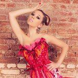 La cantante Natalia Rodríguez, portada de Overlay Magazine