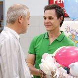 Christian Gálvez realiza un cameo en 'Hospital Central'