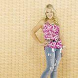 Busy Philipps es Laurie Keller en 'Cougar Town'
