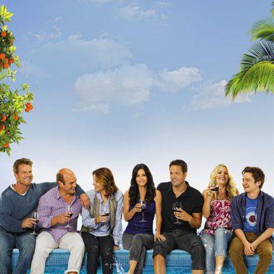 Imágenes promocionales de la segunda temporada de 'Cougar Town'