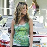 Jennifer Aniston participa en 'Cougar Town'
