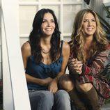 Courteney Cox y Jennifer Aniston en 'Cougar Town'