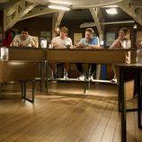 El aula de 'El barco'