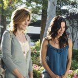 Christa Miller y Courteney Cox en 'Cougar Town'