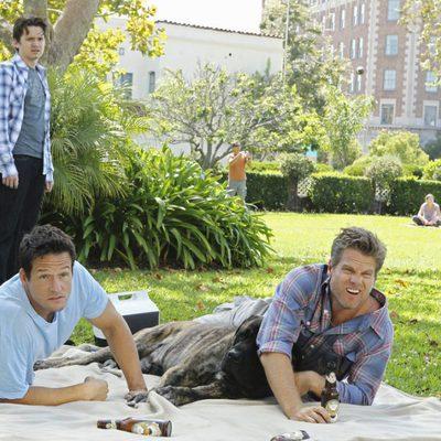 Primer episodio de la segunda temporada de 'Cougar Town'